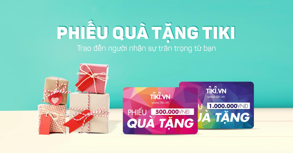 Những lý do khiến bạn không thể bỏ qua mã giảm giá tiki trên Lanh Chanh