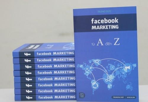 Kết quả hình ảnh cho Facebook Marketing Từ A Đến Z – Trung Đức