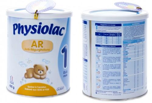 Sữa Chống Nôn Trớ Physiolac AR1 - Sữa Physiolac