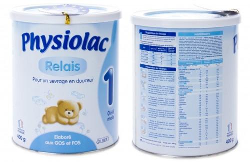 Sữa Physiolac 1