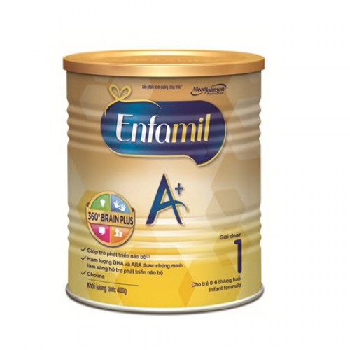 Sữa bột Mead Johnson Enfamil A+1