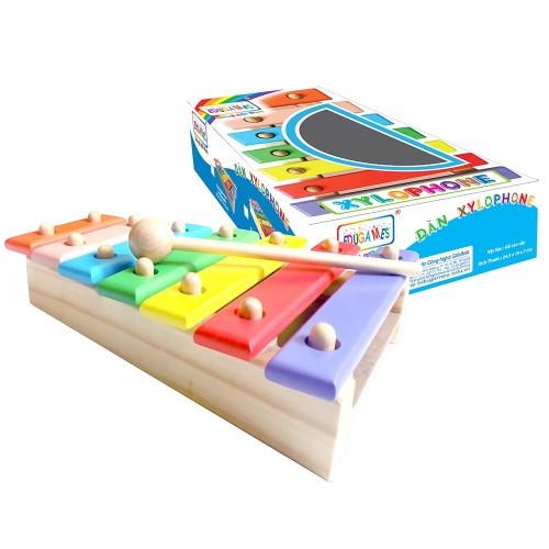Tác dụng tuyệt vời của đồ chơi gỗ đối với sự phát triển của trẻ nhỏ