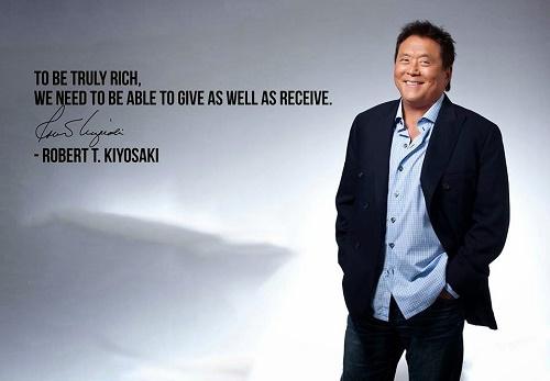 Robert t Kiyosaki quotes pictures rich dad poor dad  13