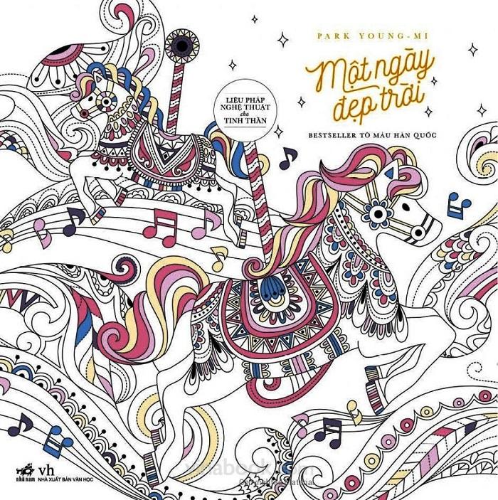 Lac Vao The Gioi Sac Mau Voi Bo Suu Tap Coloring Book