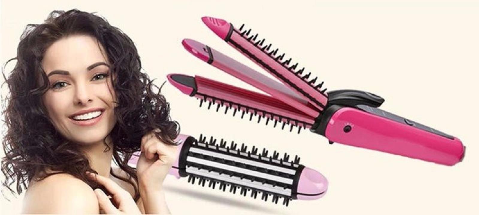 Расческа стайлер для выпрямления волос отзывы