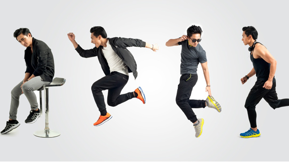 Giày Thể Thao Siêu nhẹ Cao Cấp – HUNTER