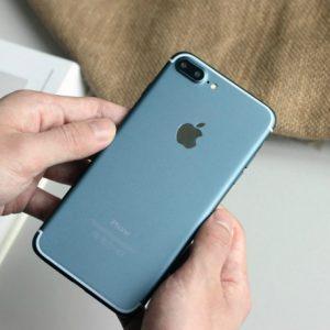 diem mat noi ban iphone 7