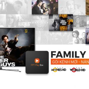 Gói kênh Family_FPT Play Box