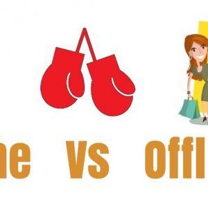 offline vs online